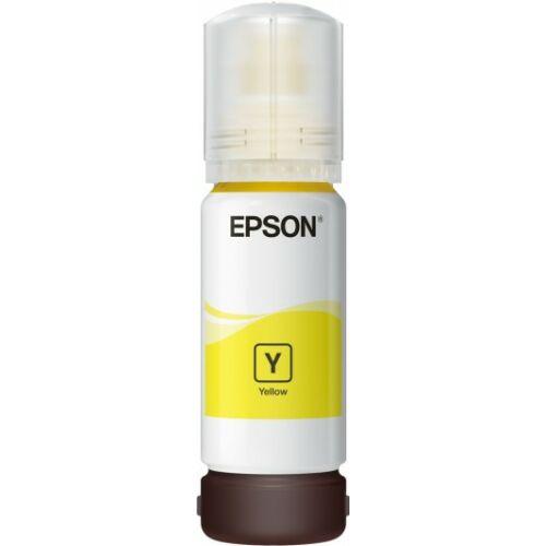 Epson T00R4 Tinta Yellow 70ml No.106 (Eredeti) C13T00R440