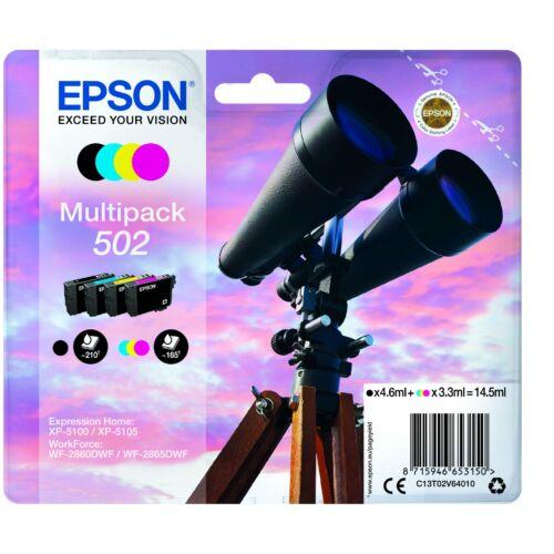Epson T02V6 Patron Multipack (Eredeti) C13T02V64010