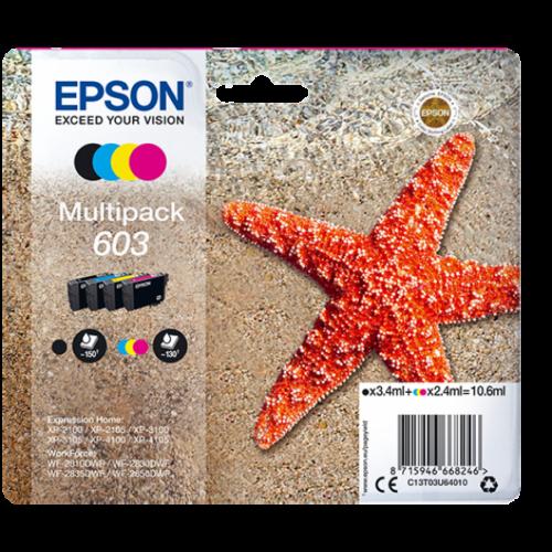 Epson T03U6 Patron Multipack (Eredeti) C13T03U64010