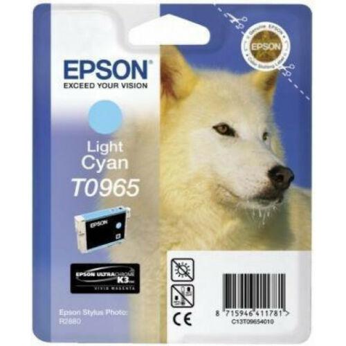 Epson T0965 Patron Light Cyan 11,4ml (Eredeti) C13T09654010
