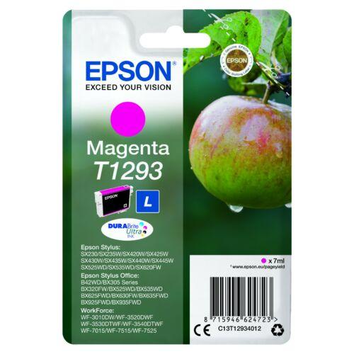 Epson T1293 Patron Magenta 7ml (Eredeti) C13T12934012