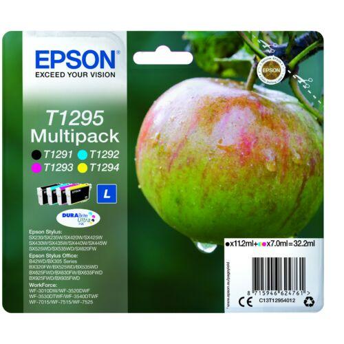 Epson T1295 Patron Multipack High capacity patronok (Eredeti) C13T12954012