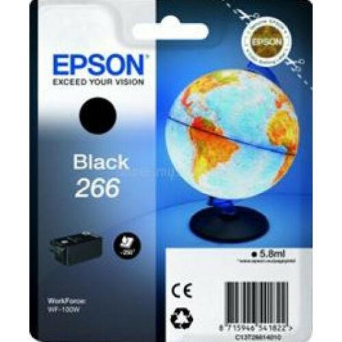 Epson T2661 Patron Bk 5,8ml (Eredeti) C13T26614010