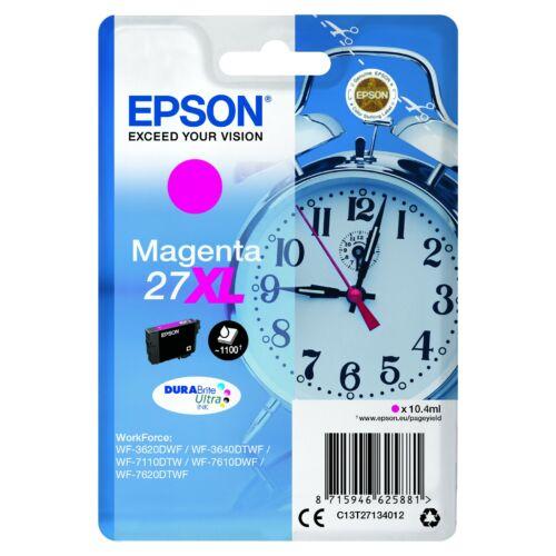 Epson T2713 Patron Magenta 10,4ml (Eredeti) C13T27134012