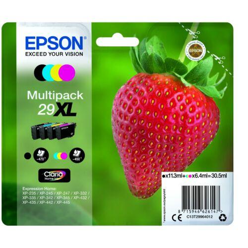 Epson T2996 Patron Multipack 29XL (Eredeti) C13T29964012