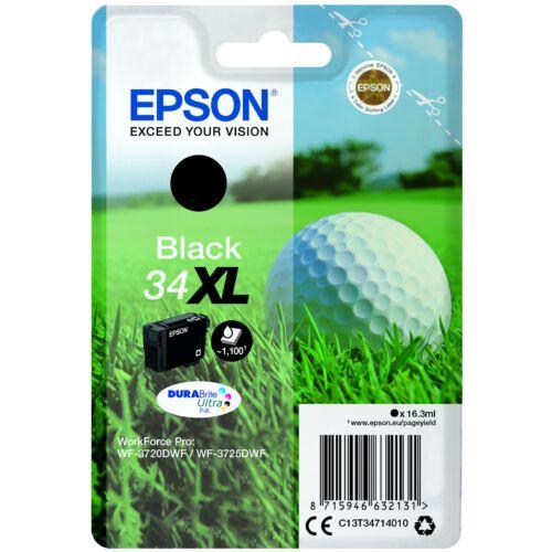 Epson T3471 Patron Black 16,3 ml (Eredeti) C13T34714010