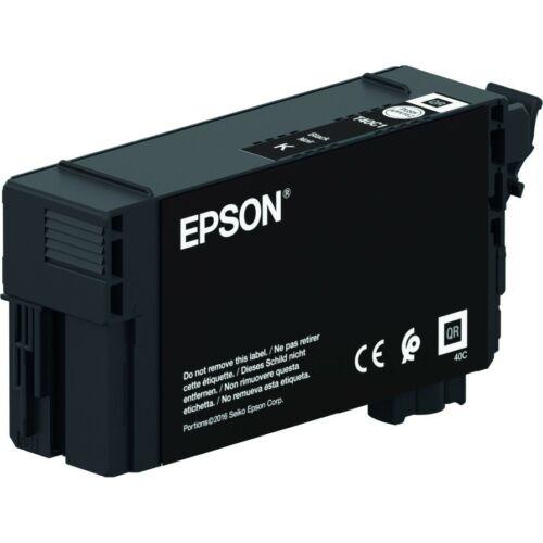 Epson T40C1 Patron Bk 50ml (Eredeti) C13T40C140