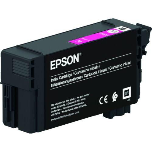 Epson T40C3 Patron Magenta 26ml (Eredeti) C13T40C340
