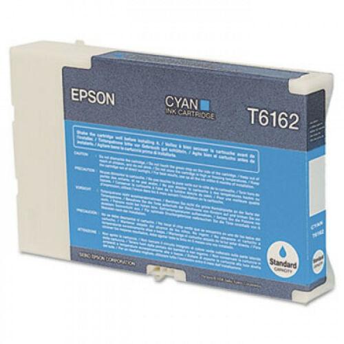 Epson T6162 Patron Cyan 3,5K*(Eredeti) C13T616200
