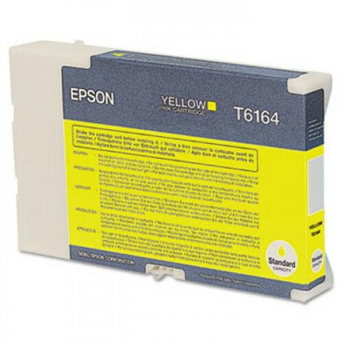 Epson T6164 Patron Yellow 3,5K (Eredeti) C13T616400