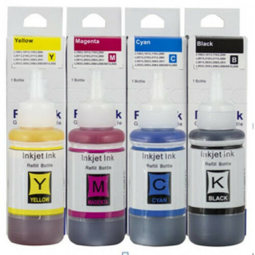 EPSON T6644 Tinta Yellow 70ml  (For use)