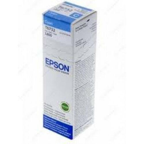 Epson T6732 Tinta Cyan 70ml (Eredeti) C13T67324A