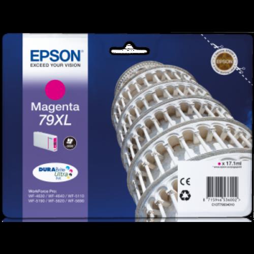 Epson T7903 Patron Magenta 2K (Eredeti) C13T79034010