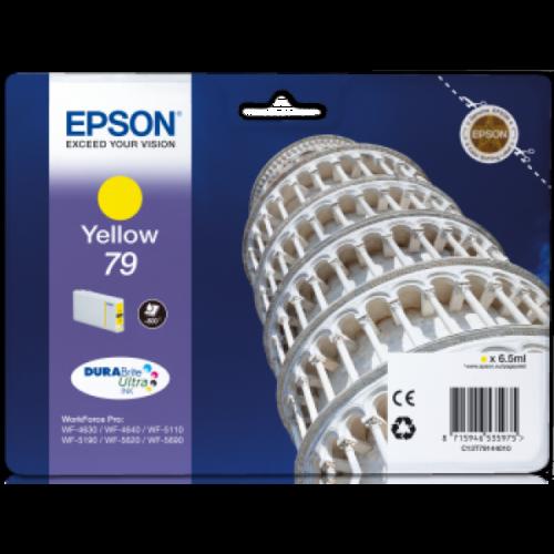 Epson T7914 Patron Yellow 0,8K (Eredeti) C13T79144010