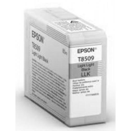 Epson T8509 Patron Light Light Black 80 ml /original/ C13T850900