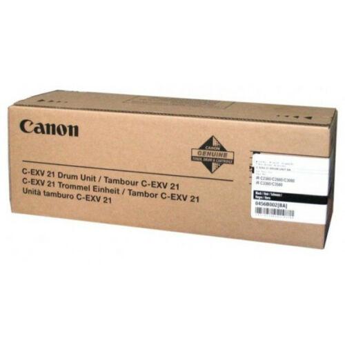 Canon C-EXV 21 Drum Black (Eredeti) CACF0456B002AA