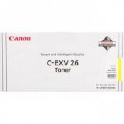 Canon CEXV-26 toner Black (Eredeti) CACF1660B006AA