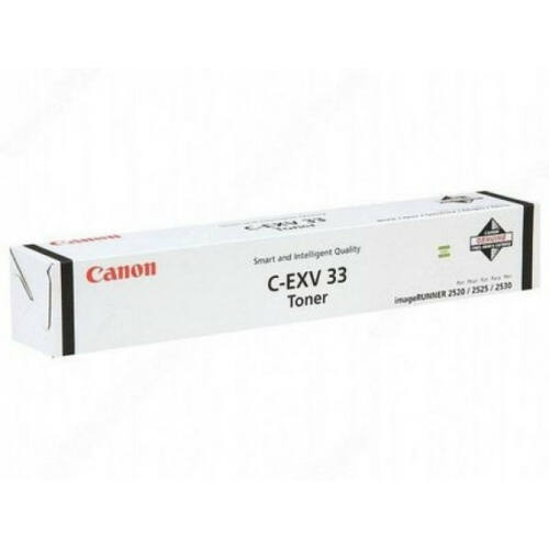 Canon C-EXV 33 Toner BK (Eredeti) CACF2785B002AA