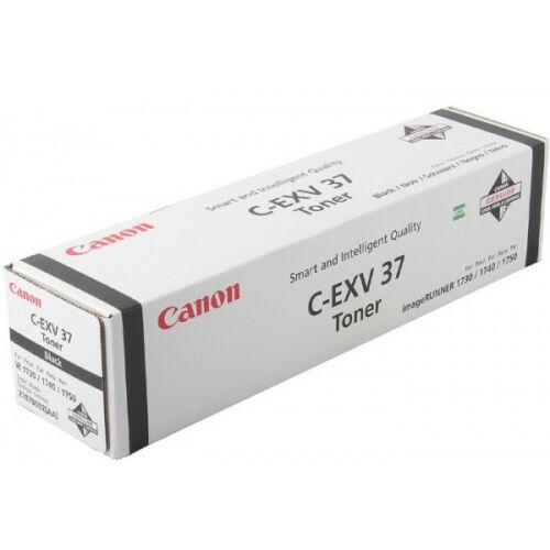 Canon C-EXV 37 Toner BK (Eredeti) CACF2787B002AA