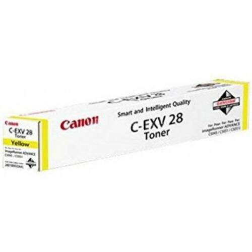 Canon C-EXV 28 Yellow Toner (Eredeti) CACF2801B002AA