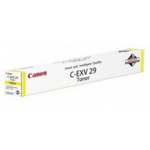 Canon C-EXV 29 Yellow Toner (Eredeti) CACF2802B002AA