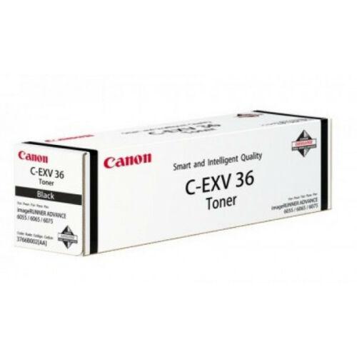 Canon C-EXV 36 Black Toner (Eredeti) CACF3766B002AA