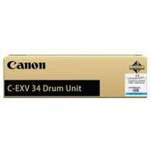 Canon C-EXV 34 Drum Cyan (Eredeti) CACF3787B003BA