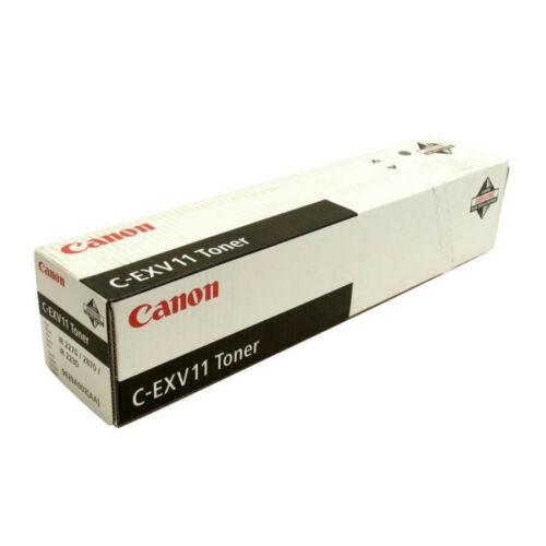 Canon C-EXV 11 Toner Black Toner (Eredeti) CACF9629A002AA