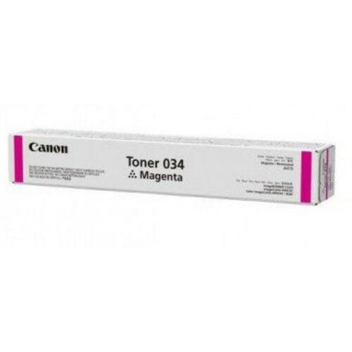 Canon Toner 034 Magenta (Eredeti) CF9452B001AA