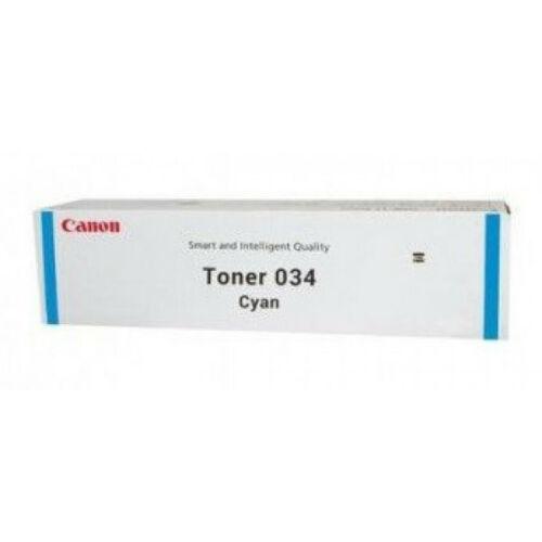 Canon Toner 034 Cyan (Eredeti) CF9453B001AA