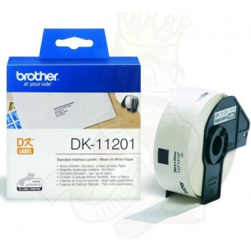Brother DK11201 etikett (Eredeti) DK11201