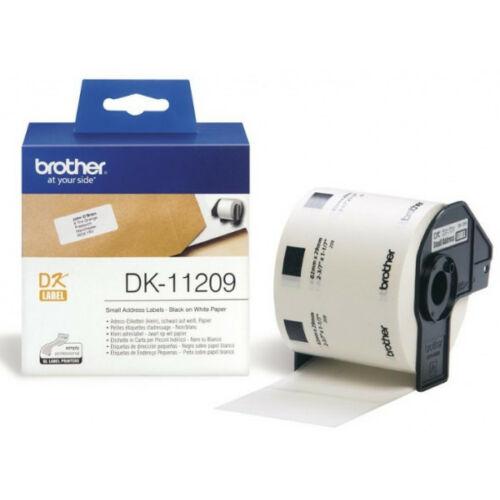 Brother DK11209 etikett (Eredeti) DK11209