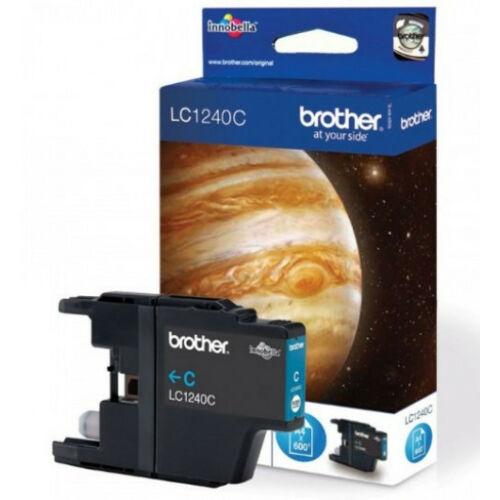 Brother LC1240C tintapatron (Eredeti) LC1240C