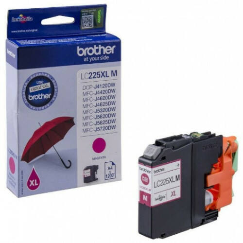Brother LC225XLM tintapatron (Eredeti) LC225XLM