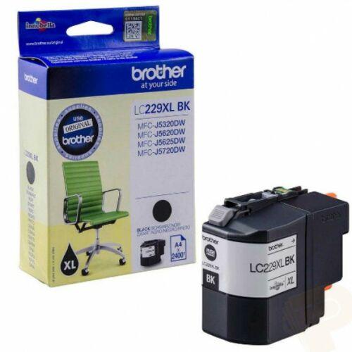 Brother LC229XLBK tintapatron (Eredeti) LC229XLBK