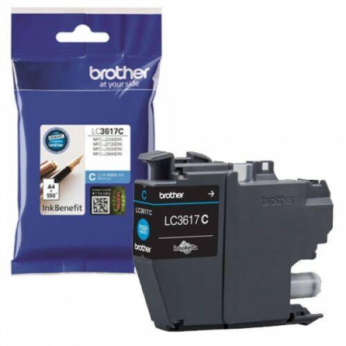 Brother LC3617C tintapatron (Eredeti) LC3617C