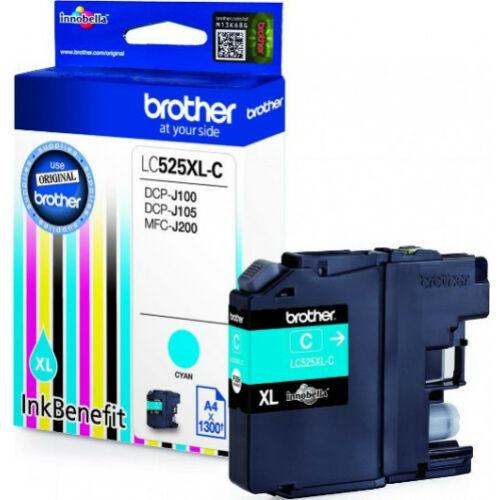 Brother LC525XLC tintapatron (Eredeti) LC525XLC