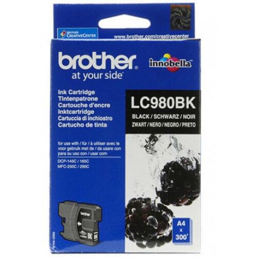 Brother LC980BK tintapatron (Eredeti) LC980BK