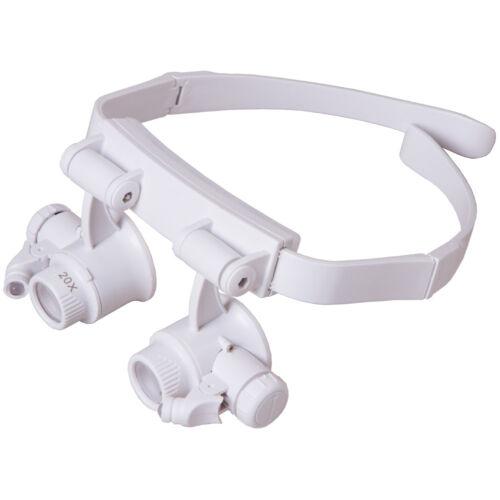 Levenhuk Zeno Vizor G6 nagyítószemüveg