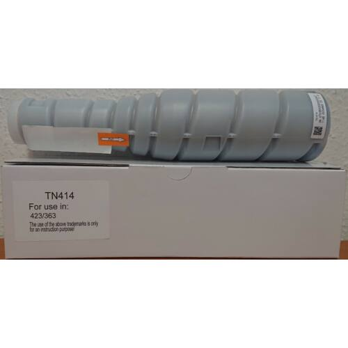 MINOLTA B363/423 TONER BK  TN414 (For use) MINA202050FU