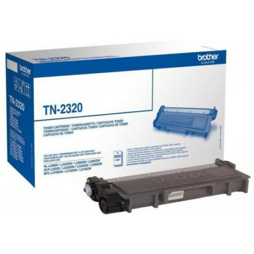 Brother TN2320 toner (Eredeti) TN2320