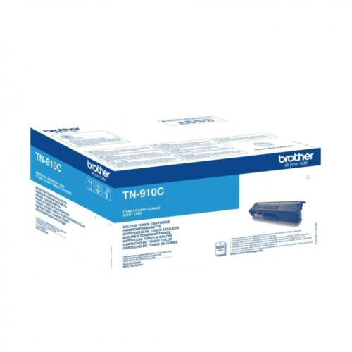 Brother TN910C toner (Eredeti) TN910C