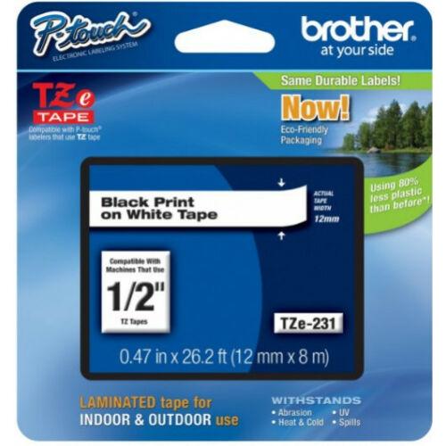 Brother TZe231 szalagkazetta (Eredeti) Ptouch TZe231