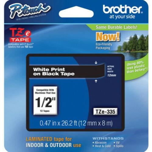 Brother TZe335 szalagkazetta (Eredeti) Ptouch TZe335