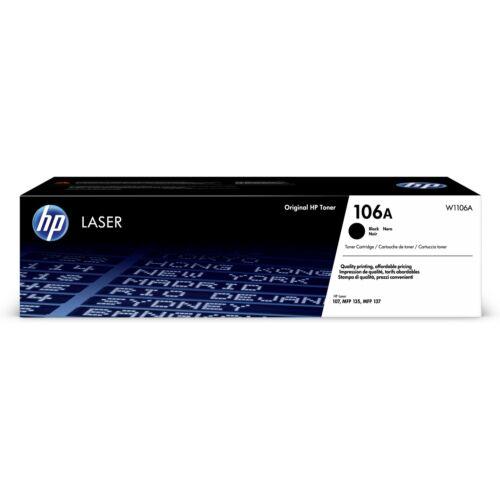HP W1106A Toner Black 1k No.106A (Eredeti) W1106A
