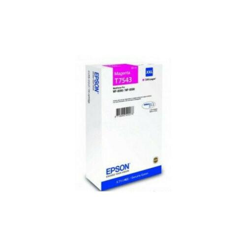 Epson T7543 Patron Magenta 7k (eredeti)