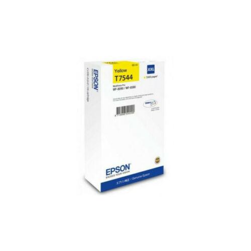 Epson T7544 Patron Yellow 7k (eredeti)