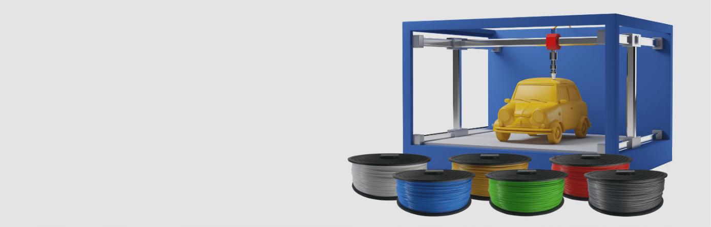 3d nyomtato és filament