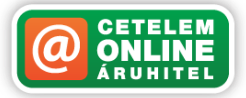 Vásárolhatsz Cetelem Online Áruhitel konstrukcióval is!
